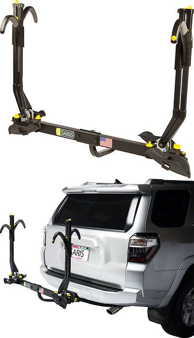 Car and Truck Racks 177849: New Saris Freedom Superclamp 2 Bike Universal Hitch Rack Black Full Warranty -> BUY IT NOW ONLY: $335.57 on eBay!