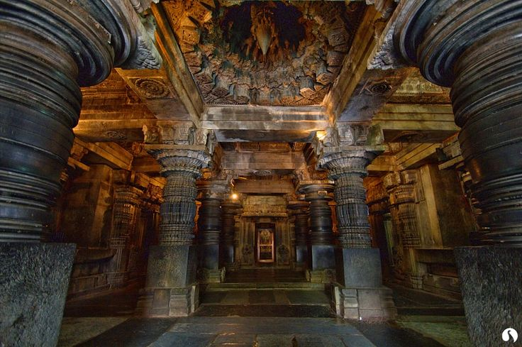 Chennakesava is a masterpiece of the Hoysala times. The monument was built in order to celebrate the auspicious victory in 1117A.D. #architecture #india #Ancient #Temple