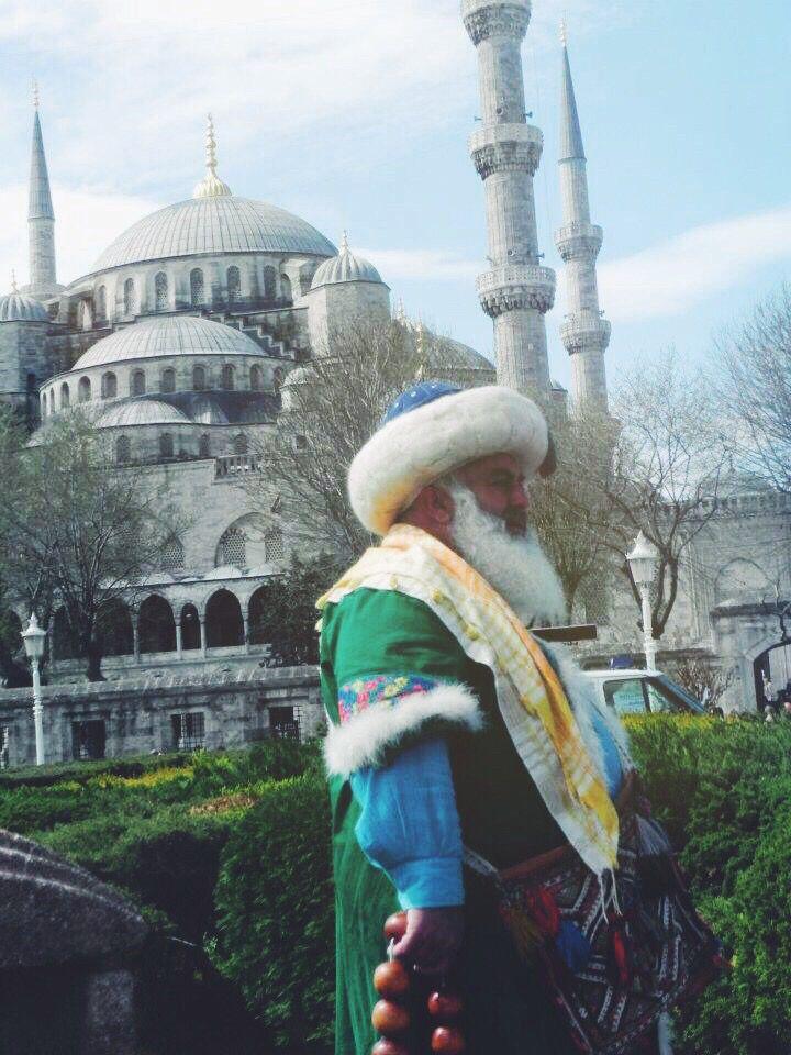 Blue Mosque- Sultan Mehmet #Turkey #Istanbul #Othman #Mosques #art #architecture #beauty #colors #blue