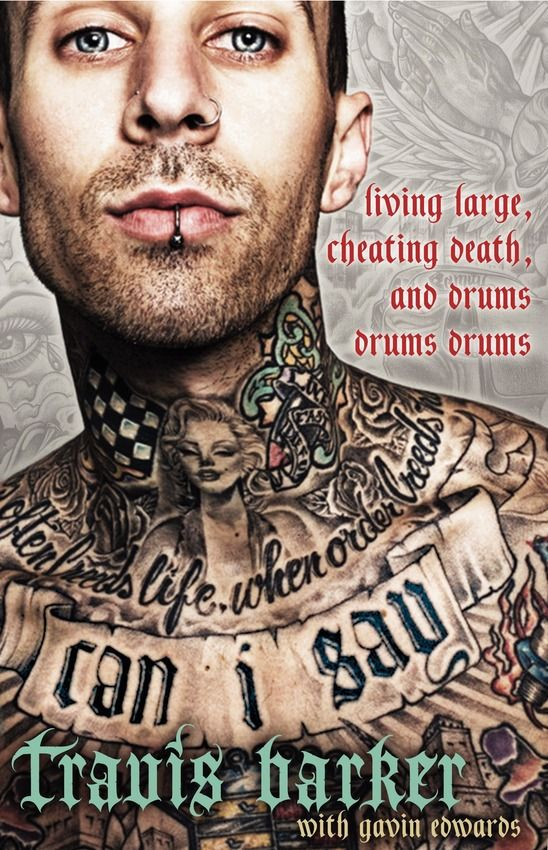 Travis Barker - Releasing September 16, 2014