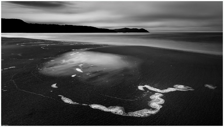 https://flic.kr/p/RxbWSh | South East Cape IV | The last of the South East Cape series. The series was shot at the short beach near South Cape Rivulet. The Rivulet is a 3 hr walk from Cockle Creek, another 2 hours drive south of Hobart, Tasmania. The Rivulet hosts one of the key campsites of the South Coast Track through Tasmania's South West National Park.  Fuji X-T1, 140 secs at f/14, ISO 200 - XF14mm F/2.8 R + 16 Stop Firecrest ND Filter