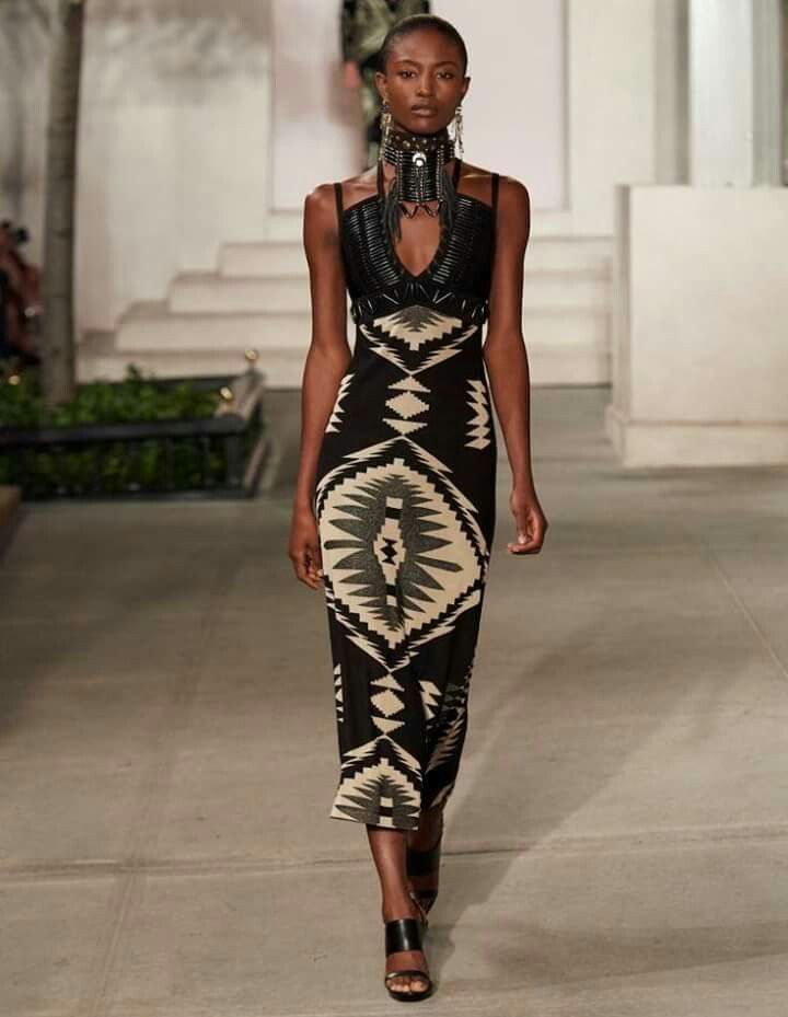 Editor 39 S Style Picks African Inspired Fashion On The Runway Zenmagazine Http