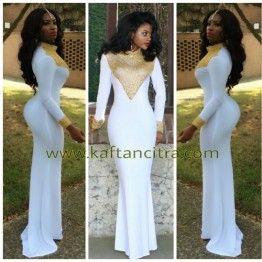 Rumah Kaftan Citra ~ African fashion, Ankara, kitenge, Kente, African prints, Braids, Asoebi, Gele, Nigerian wedding, Ghanaian fashion, African wedding ~DKK