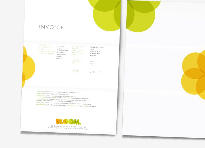 20 best Design Invoices images on Pinterest Graphics, Brand - freelance graphic design invoice