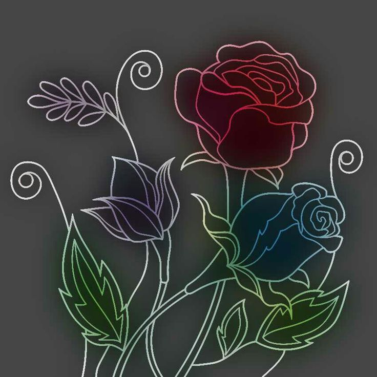 Flower designed by me