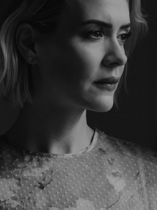 If my life choices had to be predicated based on what was expected of me from a community on either side, that's going to make me feel really straitjacketed, and I don't want to feel that. What I can say absolutely is that I am in love, and that person happens to be Holland Taylor. – Sarah Paulson