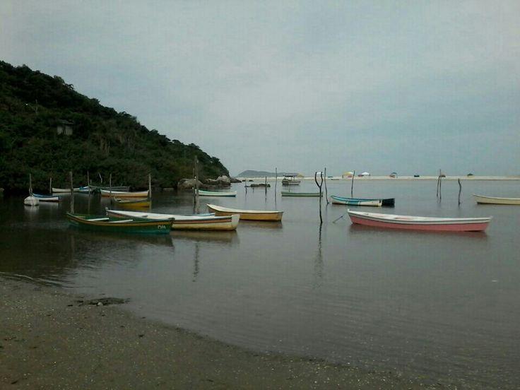 Guarda do Embau -  Santa Catarina. Foto: Cler Oliveira