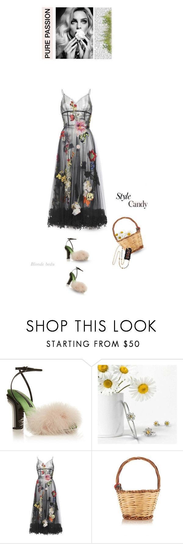 """A lack of passion is fatal"" by blonde-bedu ❤ liked on Polyvore featuring Marco de Vincenzo, Bling Jewelry, Dolce&Gabbana and DuÅ¡an"
