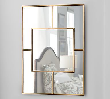 Awesome Preston Petite Mirror By Ambella Home 08207140028  Mirrors  Bath