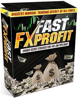 What Is Fast FX Profit? Fast FX Profit is a very powerful manual strategy that works extremely well. This strategy has a high win rate of 85% or even more. You can choose any of the 3 take profit levels (all explained in the pdf guide).