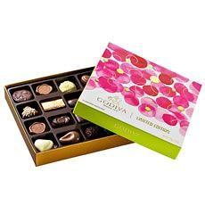 Boîte printemps 15 pièces de chocolats GODIVA