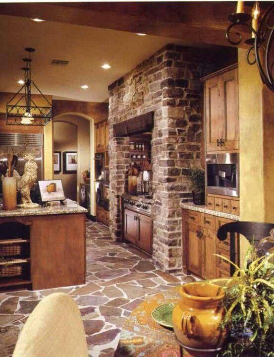 M s de 25 ideas incre bles sobre asadores rusticos en - Cocinas casa de campo ...