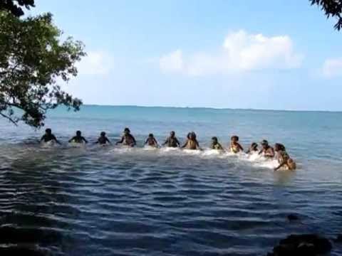 Water Music, Gaua island, Banks islands, Vanuatu 2009 - YouTube