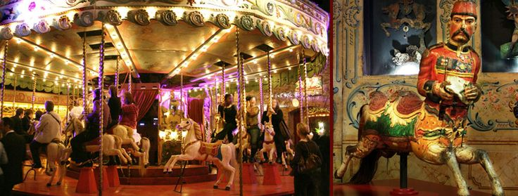Musee des arts forains. Bercy