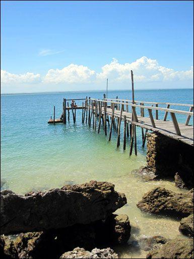 Playa Porto de Cima del Morro de Sao Paulo, cerca de la Praia da Gamboa y Iatch Club.