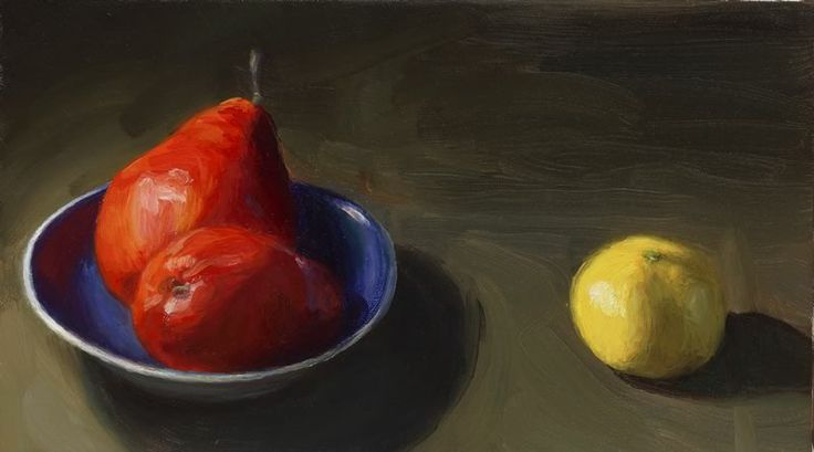 Still Life Oil Painting Gallery | Paul Chizik