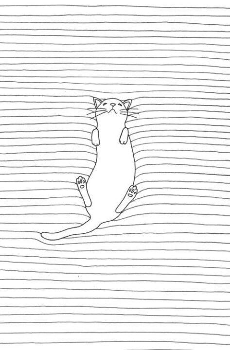 Les 25 meilleures id es concernant dessin chat facile sur pinterest tutoriel dessin dessin de - Idee de dessin facile ...