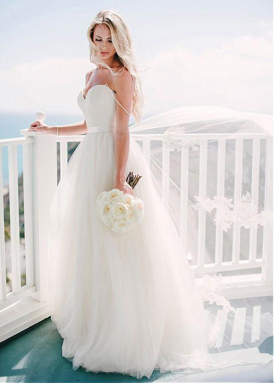 b21f8b06e324 2018 Pretty Sweetheart Wedding Dresses