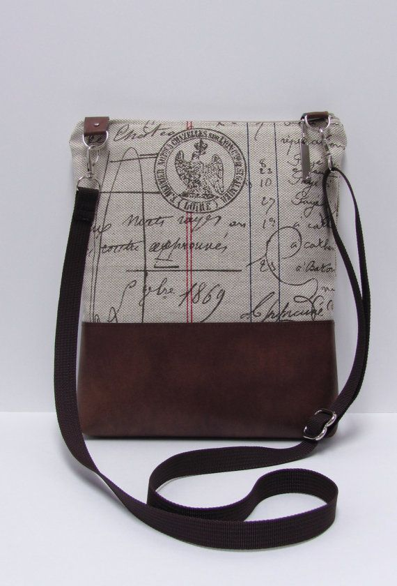 Crossbody Bag Sling Bag Hipster Bag Everyday by LilacBlueDesigns, $49.00