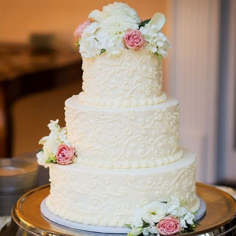 25 Best Ideas About Traditional Wedding Cakes On Pinterest