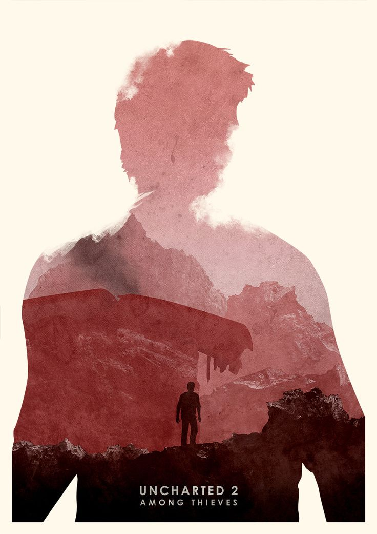 Uncharted Poster Series - Created by Ryan Ripley