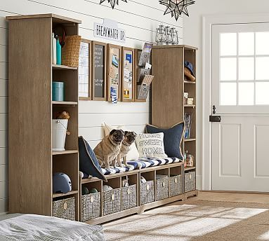 Build Your Own - Samantha Modular Cabinets, Seadrift #potterybarn