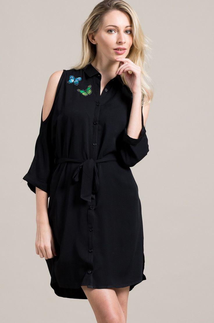 Sukienki i tuniki Casual (na co dzień)  - Answear - Sukienka Miss Butterfly