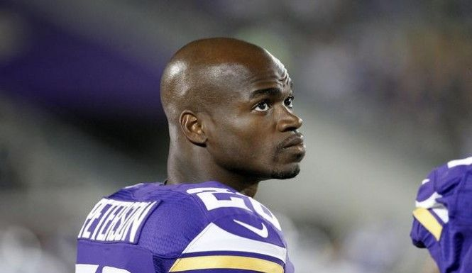 Adrian Peterson can't get a release from the Vikings, but could he still be traded to a team like the Dallas Cowboys?