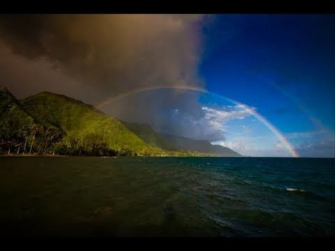 Tahiti - Ocean Voyage - Canon 5D Mark II - Glidecam HD 4000 - YouTube