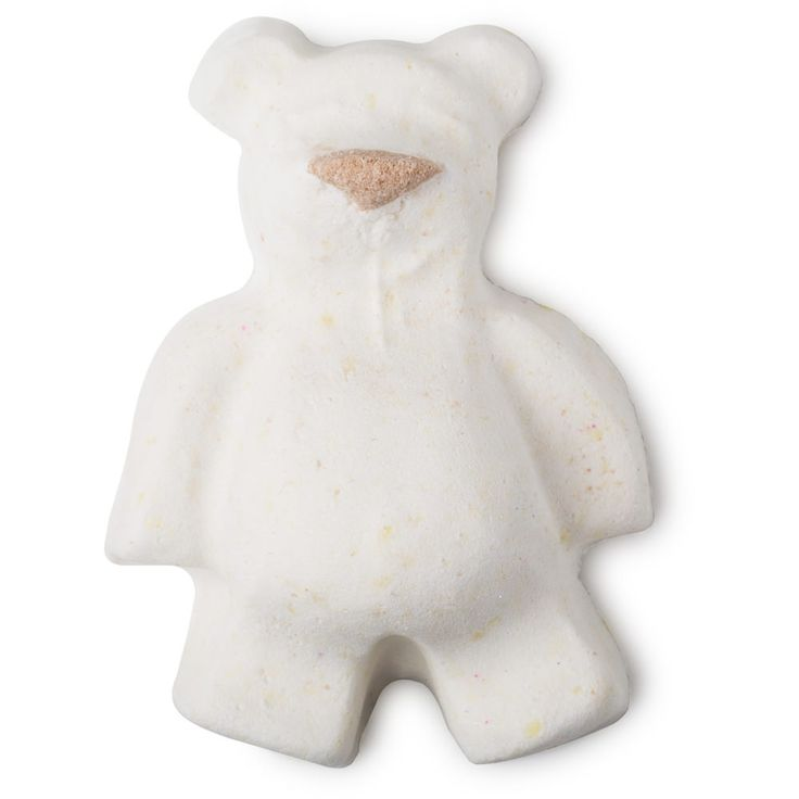 Bath Bombs - Butterbear. Cocoa butter creates a creamy soft bath that is great for nourishing and protecting your skin, with the same vanilla-like fragrance as Butterball bath bomb. Moulded into a friendly and sweet-smelling bear, this is sure to be a winner with little and big kids alike!