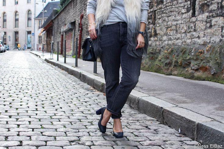 Streetlook Lyon, Jean levis 501