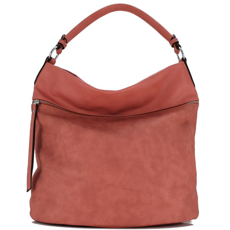 Τσάντα ώμου κόκκινη Dudlin