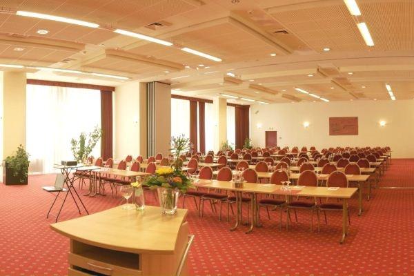 Einer der 14 Bankett- und Tagungsräume im Hotel
