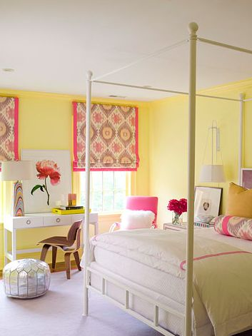 Girl Bedroom Ideas Yellow best 20+ yellow walls bedroom ideas on pinterest | yellow bedrooms