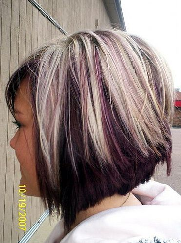 17 Best ideas about Two Toned Hair on Pinterest