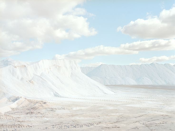 Otherworldly photographs of a salt mine in the Nullarbor Plain of Western Australia. AMAZING!