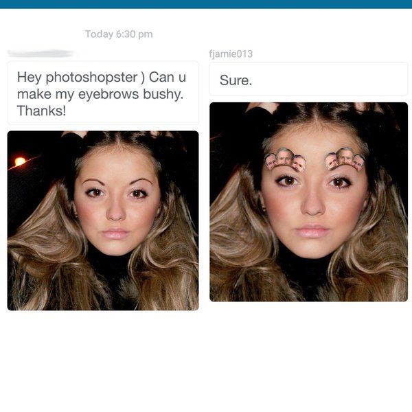 Funny Photoshop requests to James Fridman - 16