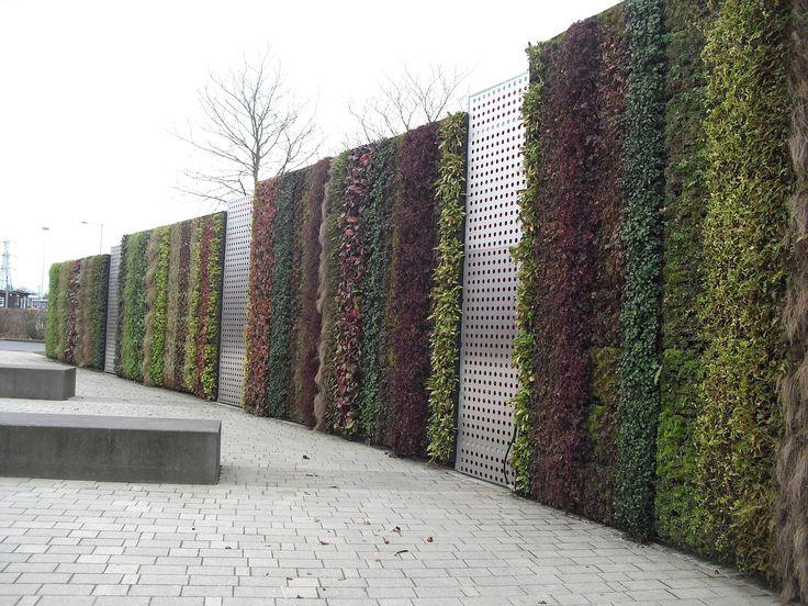 Devoran Metals Ltd Gabion Feature Wall At The Lg Arena
