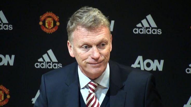 cool Manchester United 3-1 Sunderland - David Moyes Full Post Match Press Conference