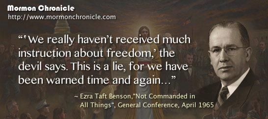 107 Best Ezra Taft Benson Images On Pinterest