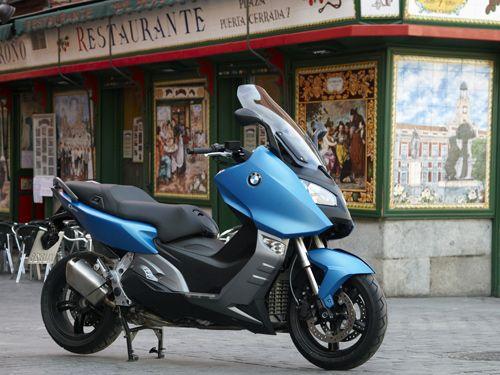 Essai BMW C600 Sport - C650 GT