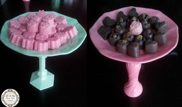 Raw Chocolate ♥ Cute*Delicious ♥ Insanely Flavored ♥ Roses* Vanilla* Cardamon