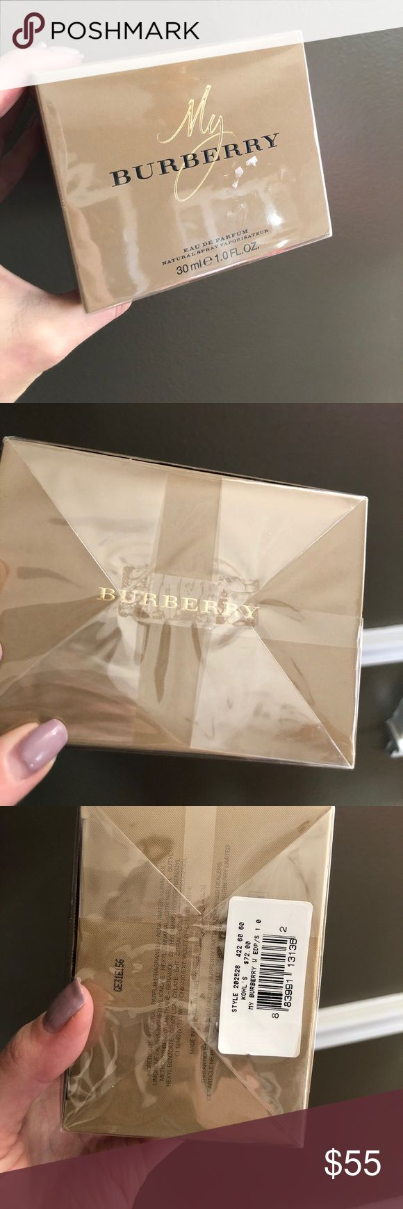 NWB My Burberry Eau De Parfum  1 oz New unopened box. Burberry Other