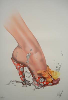 Michael English, Shoe