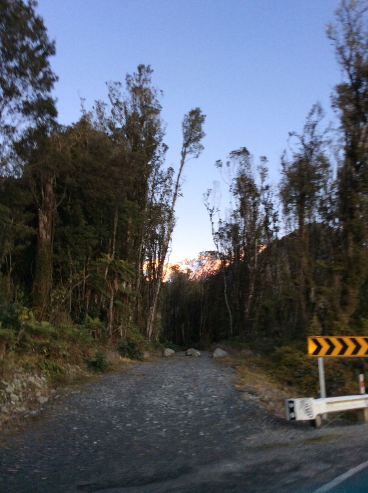 Personal experience in HOKITIKA driving acros Arthur's pass amazing