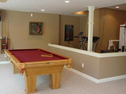 64 Best Images About Basement Design Ideas On Pinterest