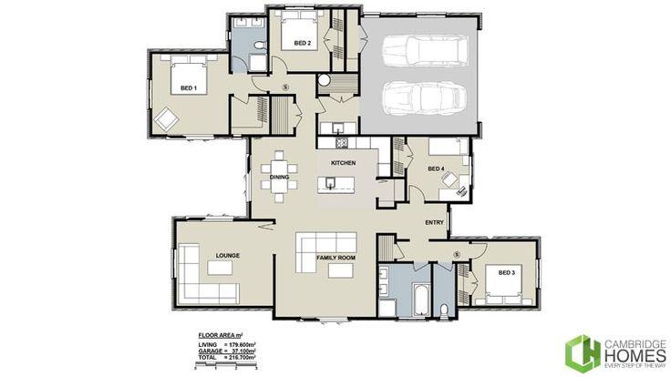 Cambridge Homes Auckland | Argyle Design