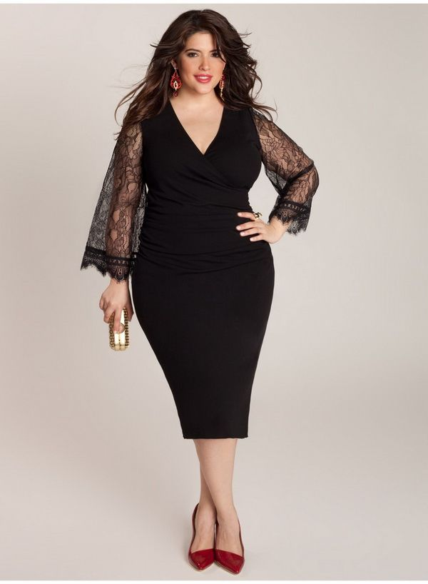 Curvy Fashionista Evening Dresses TRENDY PLUS SIZE FASHION