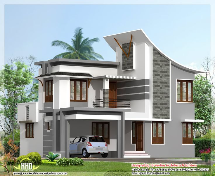 front elevation modern house home design simple home floor plan property in odisha