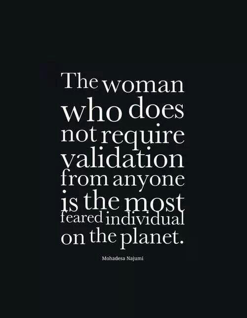 Validation.